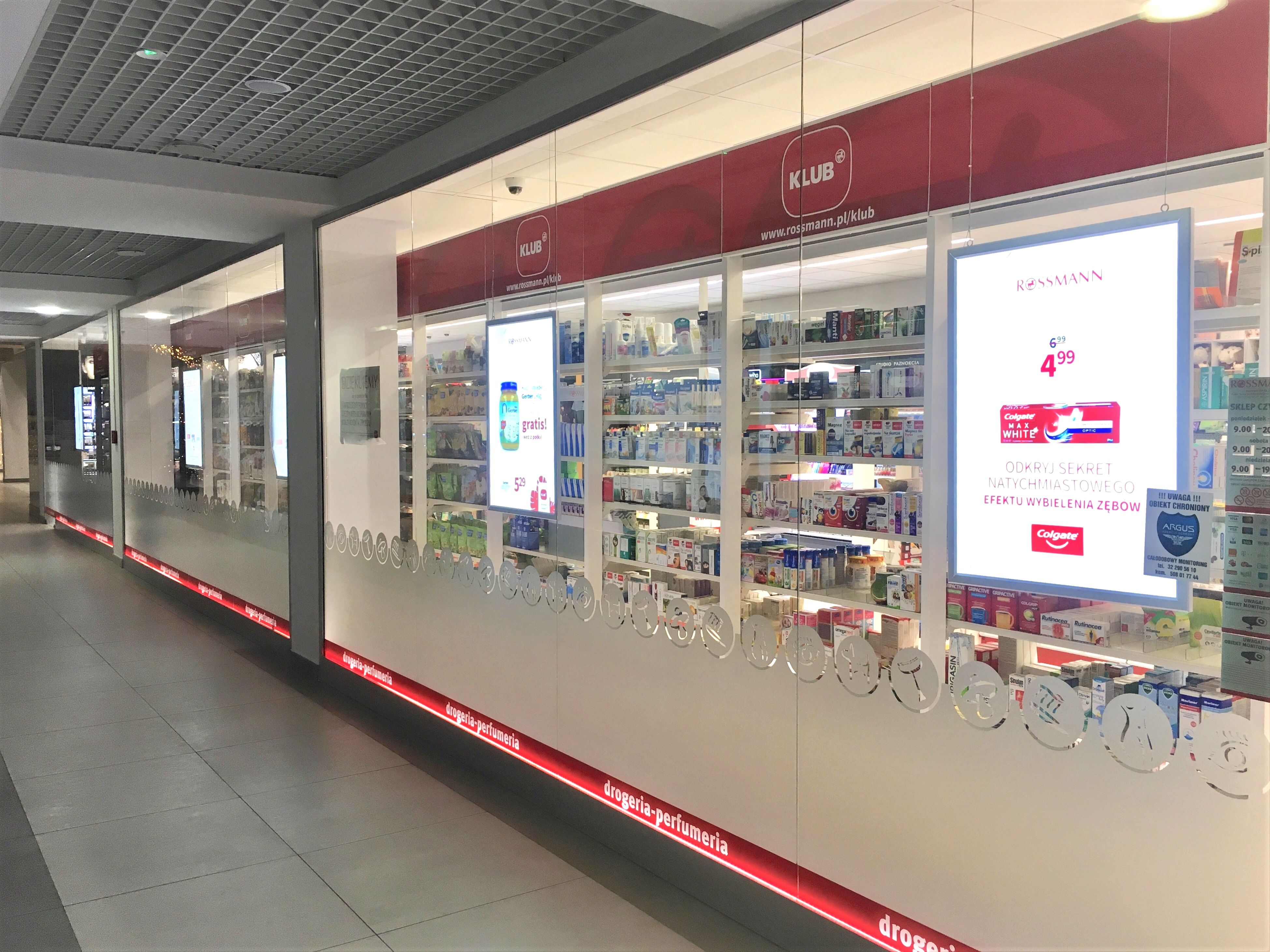 sklep internetowy rossmann umożliwia zakupy